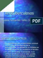 ANTITUBERCULOSOS