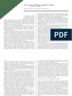 La evaluación, un proceso de diálogo, comprensión y mejora Capitulo II