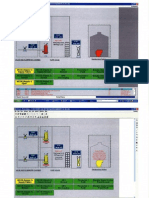 HMI Graphic Sample for Sewage Pumping Station
