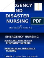 34317581 Emergency and Disaster Nursing