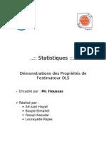 Demo stat