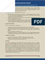CBL Commentary on the Decisions Reached at the Monetary Policy Committee Meeting of September 19, 2011