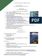 Eco Campus Curriculum