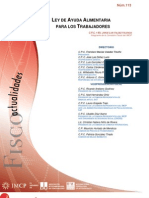Fiscoactualidades_113 Ley de Ayuda Aliment Aria Para Los Trabajadores