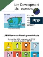 Millennium Development Goals Q&A 11 08