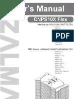 CNPS10X Flex Eng