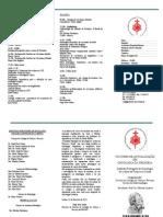 VII Curso de Actualização em Oncologia da Tiroideia - Programa
