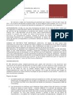 Nota Cej Pago Indemnizaciones Secretarios p.i., 20-9-2011