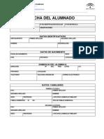 Ficha Del Alumnado