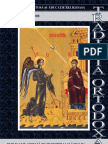 Traditia Ortodoxa nr 19