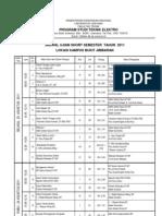 Ujian Ahir Semester Pendek Tahun 2011 Elektro2