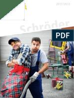 Schröder Packfix Geschenkpapiere 2011/2012