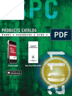 2011 Products Catalog