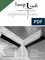 Evangelische Information September 2011