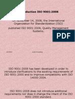 Iso 9001- 2008 Imp Changes