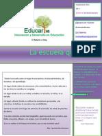 Educares. Newsletter nº 3