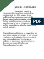 Ano Ang Kwentong Pambata