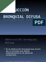 2do Certamen Obstruccion Bronquialdifusa