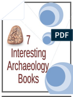 Books to know What is Archaeology
