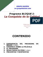 Programa La Conquista de La Calidad