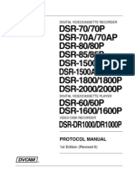 Dsr-dr1000 Rs-422 Protocol (1)