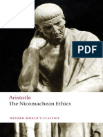 Nicomachean Ethics [David Ross Translation]