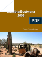 NamÍbia - Botswana