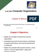 Ch06 Memory