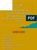 As-28 Impairment of Asset