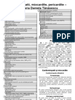 CardiomiopatiiMiocarditePericardite-DanaTanasescu