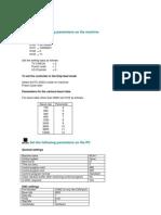 Fanuc OiMC RS232 PIN Diagram
