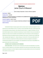 Southwestern Bell Telephone Co. v. Director of Revenue, 182 SW 3d 226, Opinion SC86441 (Mo. 2005)
