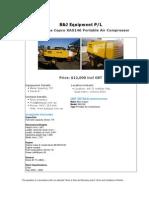 Atlas Copco XAS146 (200873)