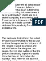Drugs Amendment Speech Sept 11 LDconf
