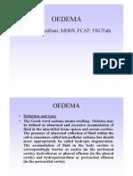 Dampness - Oedema