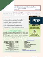 India Sudar News Letter - 2010 Nov