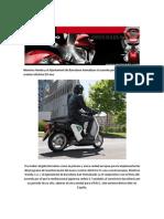 Acuerdo Honda y El Ayuntamiento de Barcelona