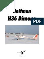 H36 DimonaX Manual Engl