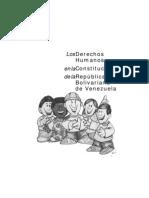 Derechos Humanos en La Constitución de La República Bolivar Ian A de Venezuela