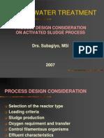 Process Design Consideration