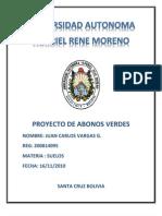 Proyecto de Suelos JUAN CARLOS G[1]