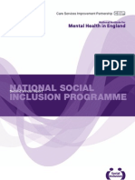 National Social Inclusion Programme_Second Annual Report_CSIP-NIMHE_2006