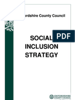 Social Inclusion Strategy_Oxfordshire County Council_2007