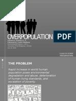 Overpopulation Report