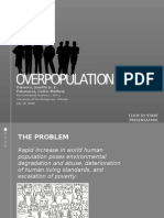 Overpopulation Report