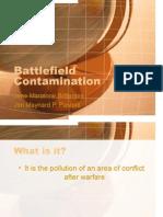 Battlefield Contamination