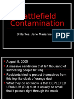 Battlefield Contamination 2