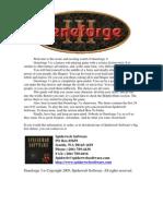 Geneforge 3 Instructions