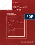 Metallurgical Thermodynamics And Kinetics Pdf