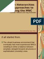 IB2 GrpB L3 New Approaches to Managing MNC - Joyz Sim